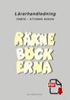 Räkneböckerna Handledning 5-8 PDF