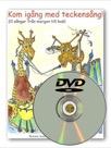 Kom igång med teckensång! DVD - 20 sånger från morgon till kväll