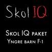 Skol IQ paket - Yngre barn F-1
