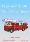 Lilla läs och lär - bilar, båtar och flygplan