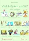 Vad betyder ordet? - Geografi kopieringsunderlag