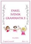Enkel svensk grammatik 3 kopieringsunderlag