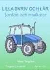 Lilla skriv och lär - fordon och maskiner kopieringsunderlag