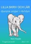 Lilla skriv och lär - djurens ungar i världen kopieringsunderlag