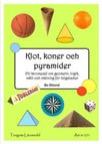 Klot koner och pyramider kopieringsunderlag