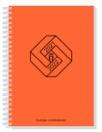 Sveriges Lärarkalender 2021-2022 - Neon - Orange