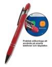 Penna med Silikontopp